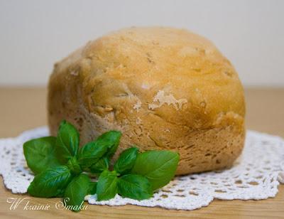 Chleb pszenno żytni ze słonecznikiem